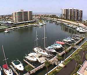waterfront boating condos in florida